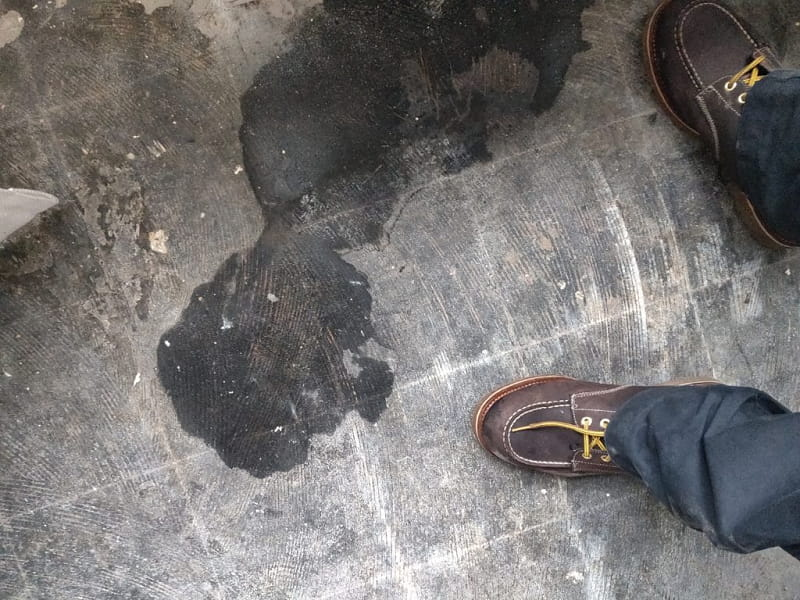 Asbestos Tile And Mastic