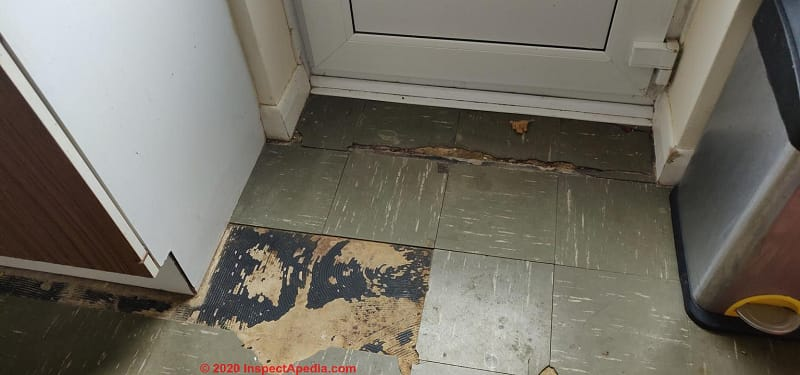 How Much Asbestos in Marley Tiles