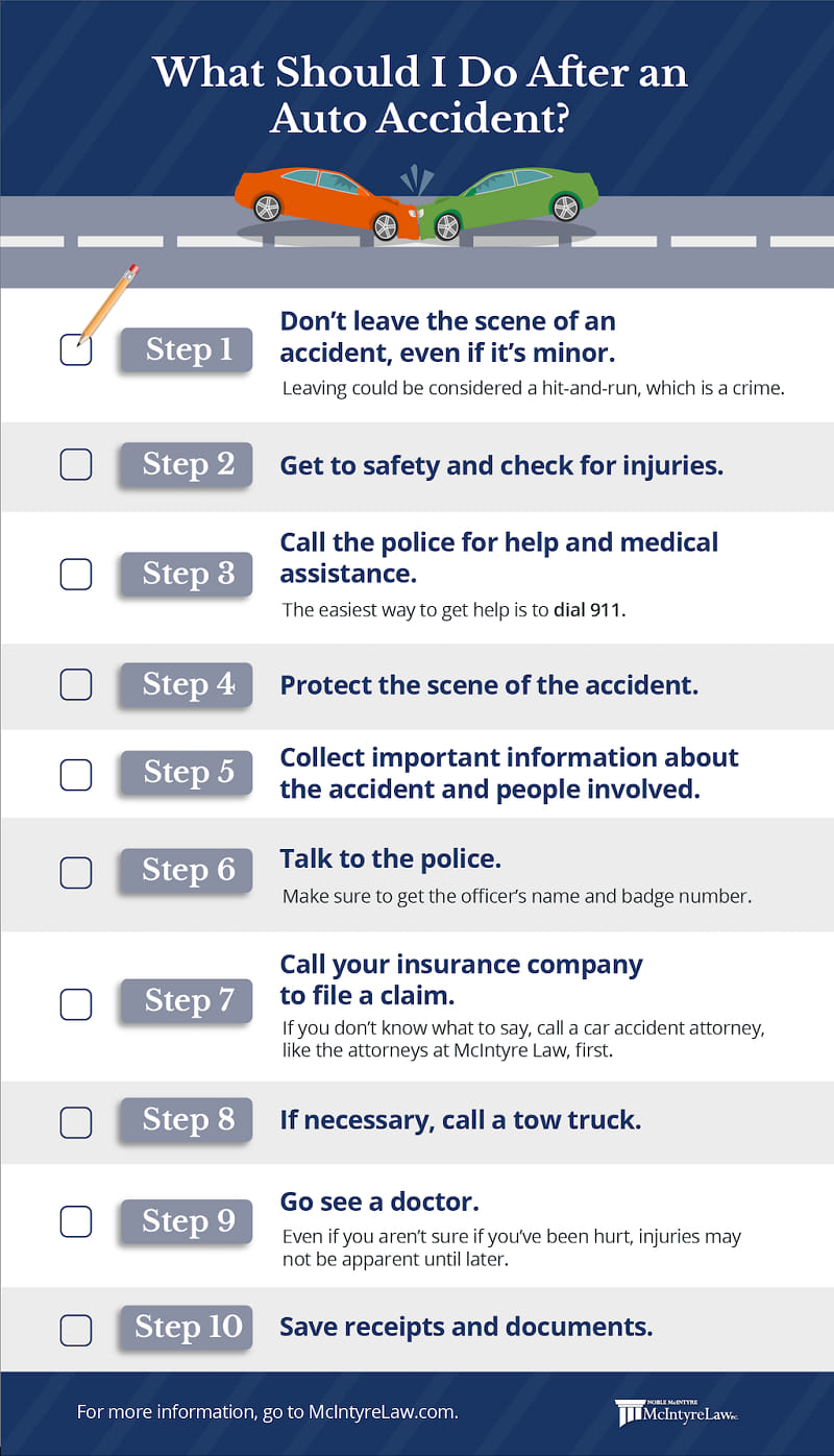 Common Questions After a Car Accident