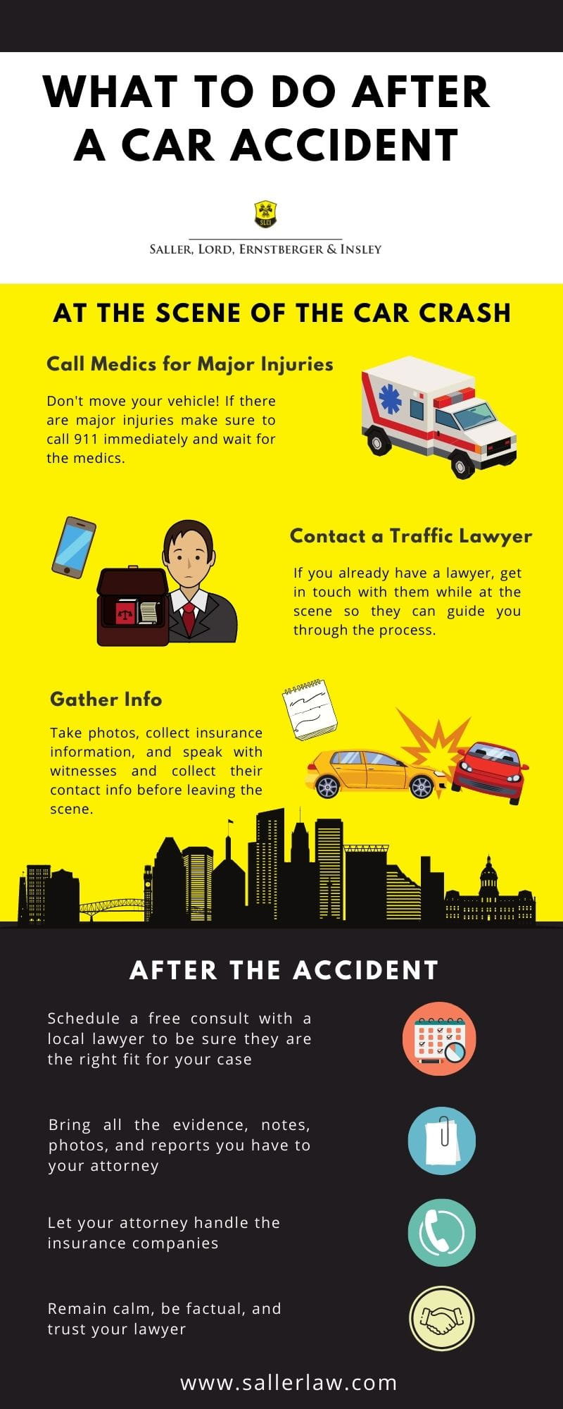 When Should I Hire an Attorney After a Car Accident