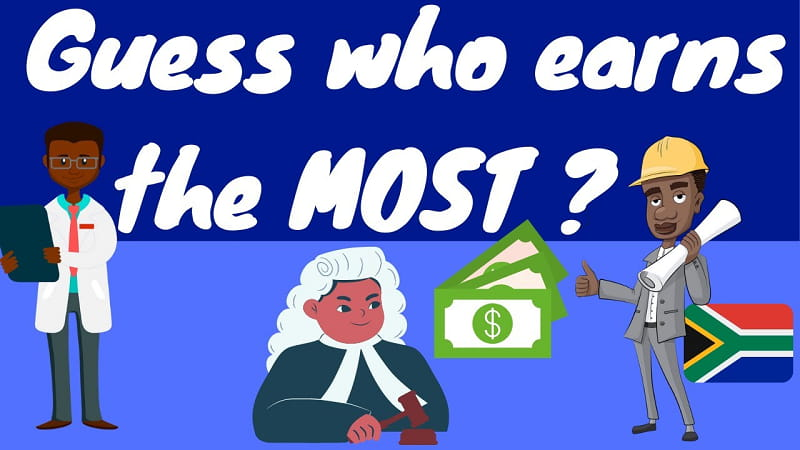how much do medical lawyers earn in south africa